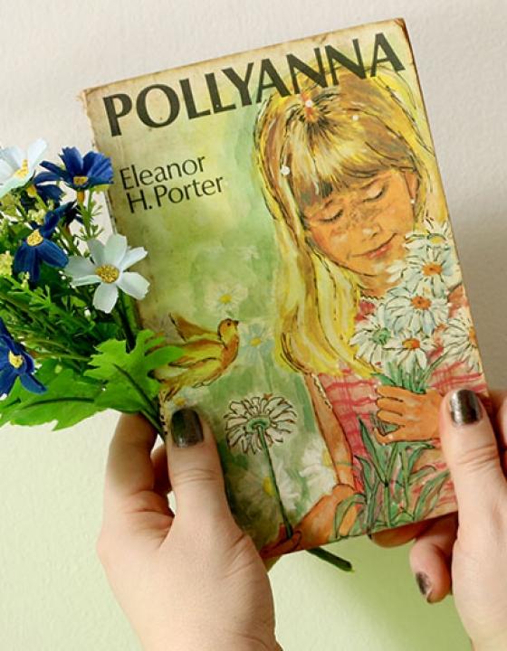 Pollyanna: O livro que despertou meu interesse pela leitura