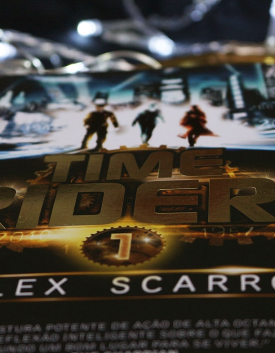 Time Riders – Alex Scarrow