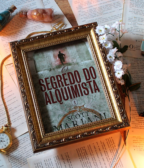 O Segredo do Alquimista – Scott Mariani