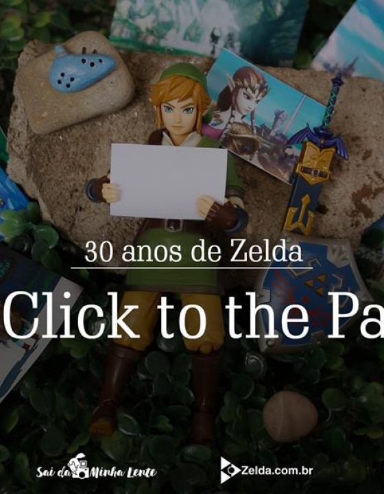 A Click to the Past: 30 anos de Zelda