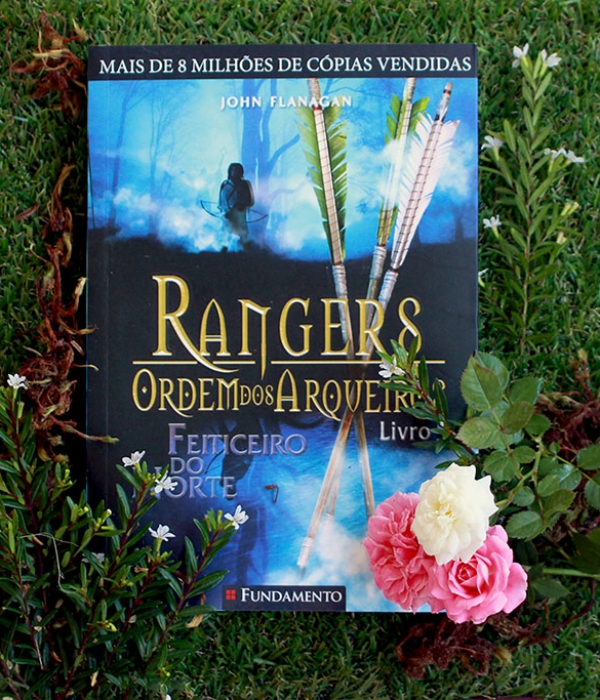 Rangers #5: Feiticeiro do Norte – John Flanagan