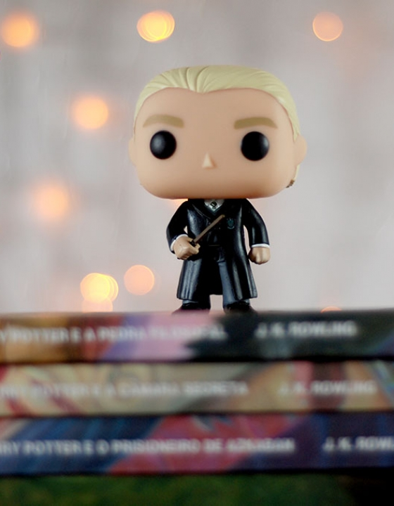 Funko Pop: Draco Malfoy (Harry Potter)