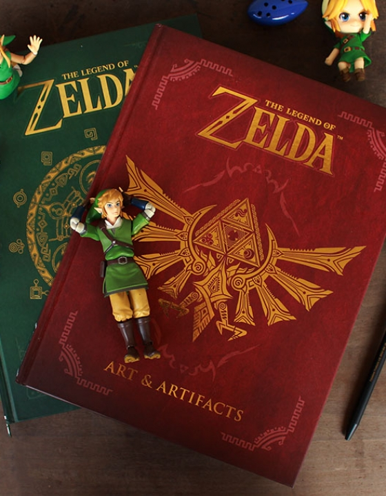 The Legend Of Zelda – Art & Artifacts