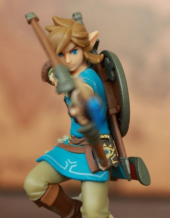 Review: Amiibo Link – Breath of the Wild