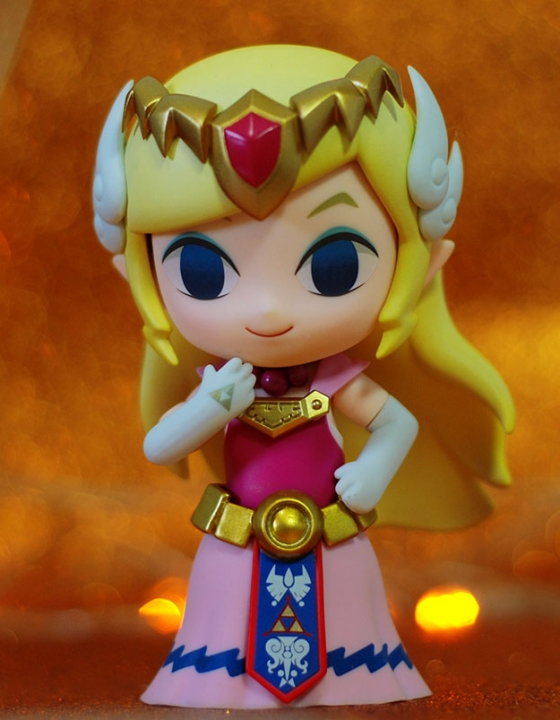 Nendoroid 620: Zelda (The Wind Waker)
