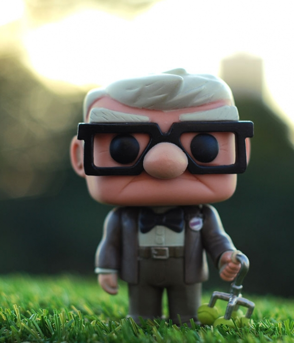 Review: Funko Pop 59- Carl (UP)