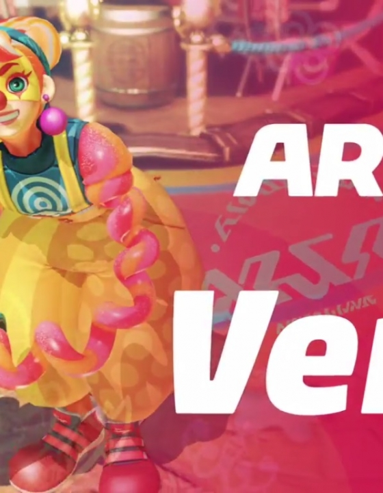 Review: Arms (Nintendo Switch)