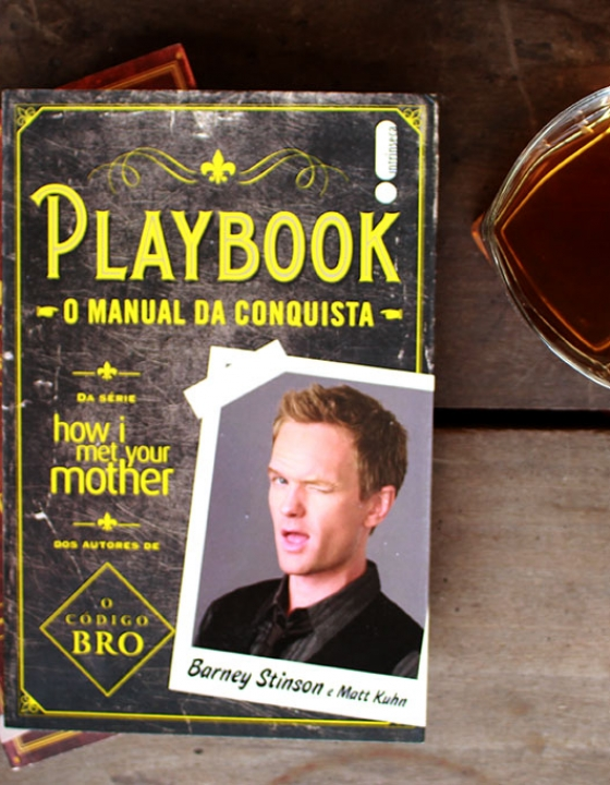 Playbook: O Manual da Conquista de Barney Stinson