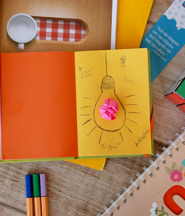 Criatividade: 5 hábitos que  ajudam estimular a minha
