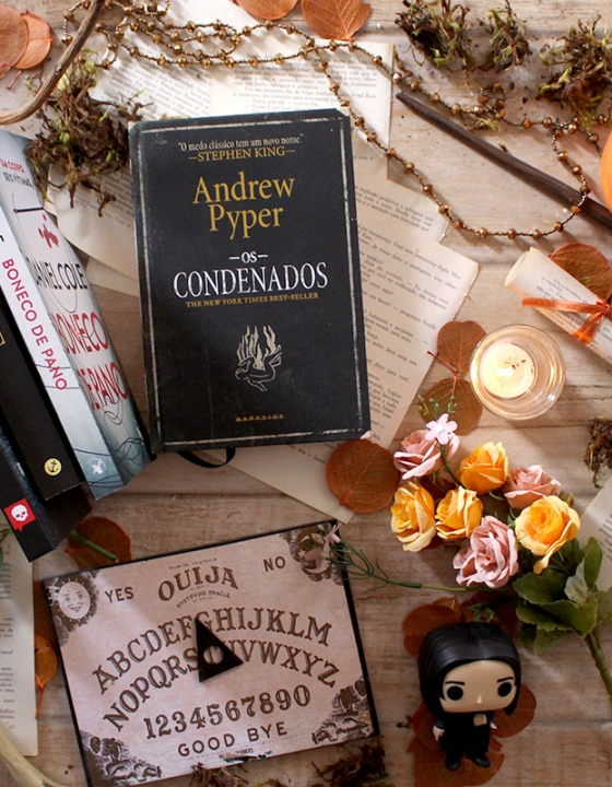 Especial Halloween: Leituras para o mês de outubro