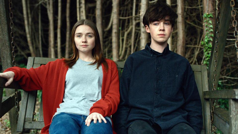The End of the F***ing World não é tão superficial quanto parece