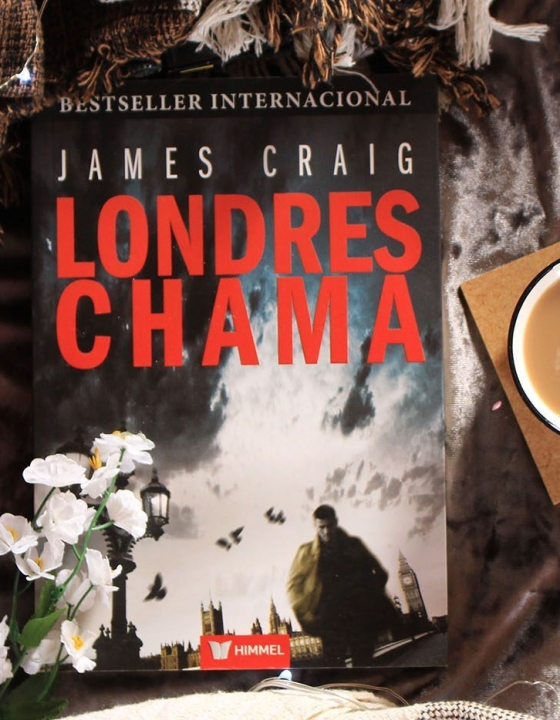 Londres Chama – James Craig