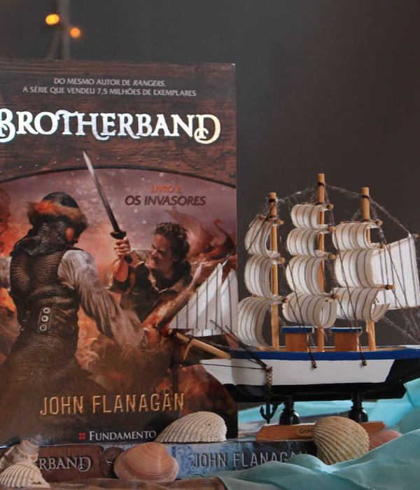 Brotherband: Os Invasores- John Flanagan