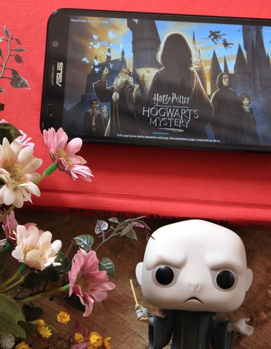 Minha experiência com Harry Potter – Hogwarts Mystery