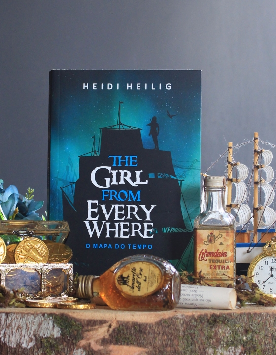 The Girl From EveryWhere: O Mapa do Tempo – Heidi Heilig