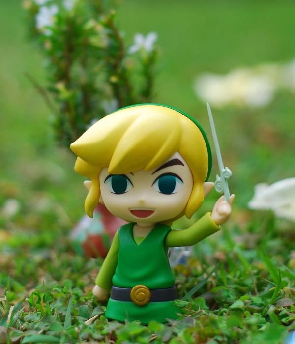 Click Toys: Usando o jardim como cenário fotográfico