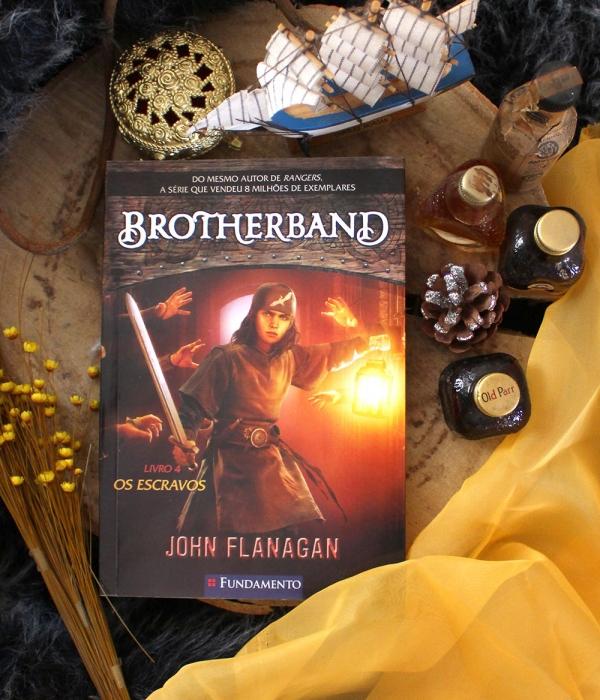Brotherband #4: Os escravos – John Flanagan