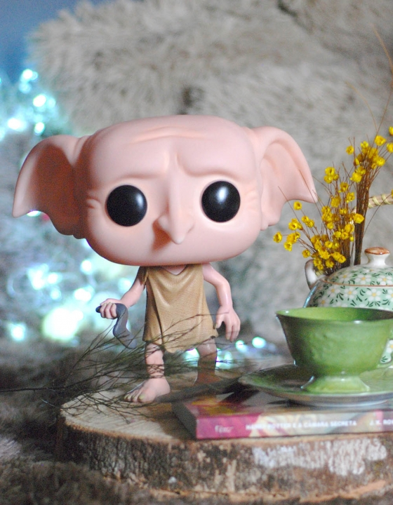 "{Review + Fotos} Harry Potter – Dobby 10"" Pop! Vinyl"