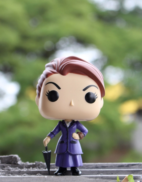 Doctor Who: Funko Pop da Missy (Review + Fotos)