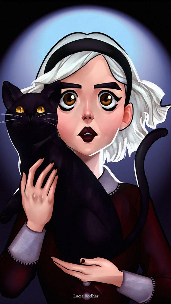 Wallpapers: Chilling Adventures of Sabrina