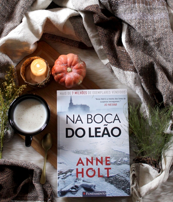 Na Boca do Leão – Anne Holt