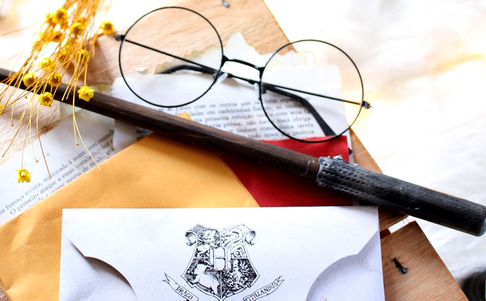 Recebi a cartinha de Hogwarts {o que aprendi com A Pedra Filosofal}