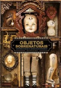 Objetos Sobrenaturais Book Cover