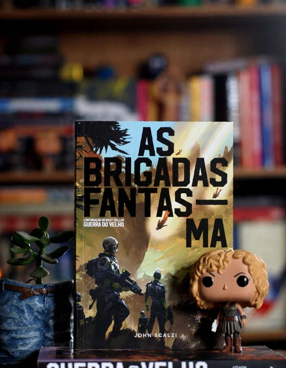 As Brigadas Fantasma – John Scalzi