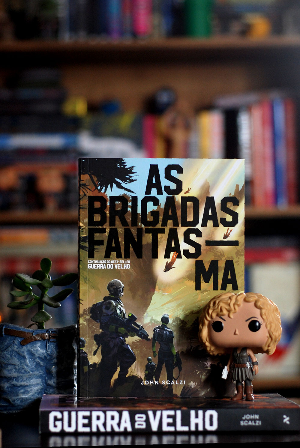 As Brigadas Fantasma - John Scalzi