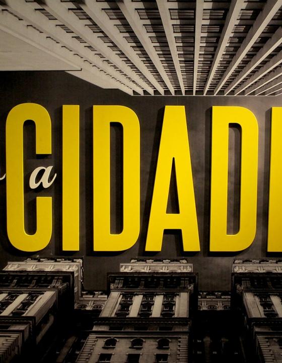 Riscos e rabiscos: lendo a cidade – exposição em São Paulo