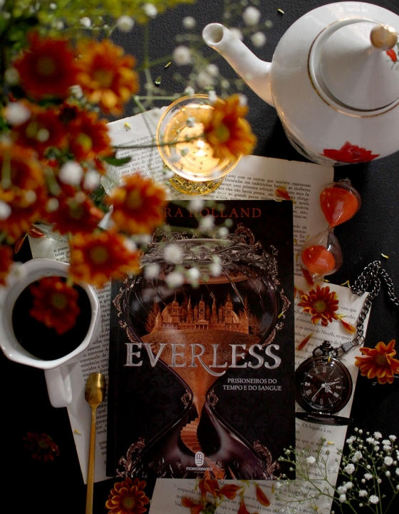 Everless: Prisioneiros do tempo e do sangue – Sara Holland