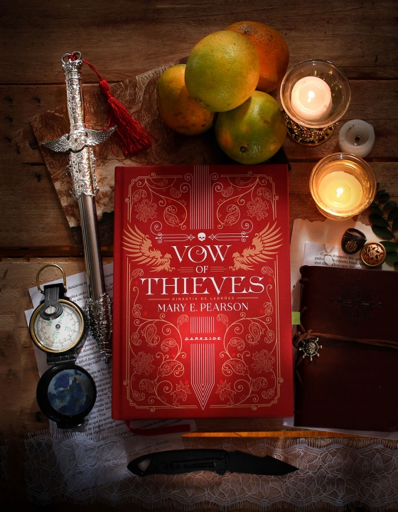 Vow of Thieves: Dinastia de ladrões – Mary E. Pearson