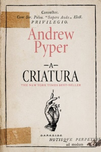 A Criatura Book Cover