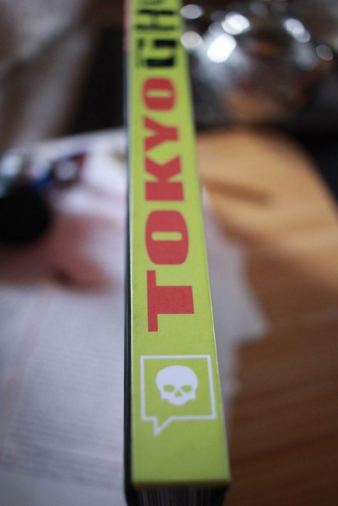 Tokyo Ghost - Rick Remender -  Ameaças de um futuro tecnológico