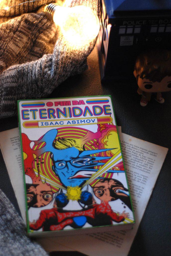 O fim de Eternindade - Isaac Asimov (até aonde o homem pode chegar)
