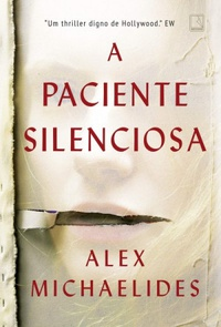A Paciente Silenciosa Book Cover