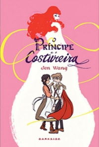 O Príncipe e a Costureira Book Cover