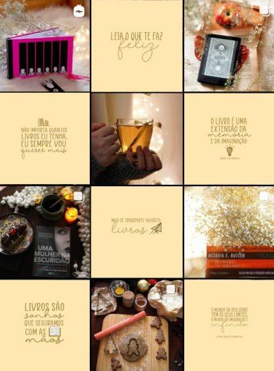 Fotos de respiro para o seu instagram literário